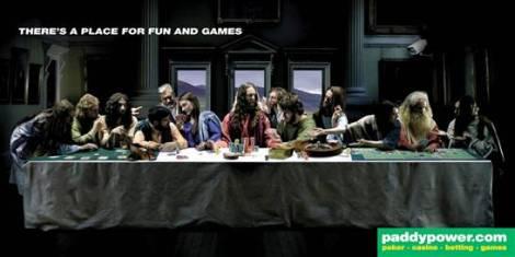 апостоли грають в покер