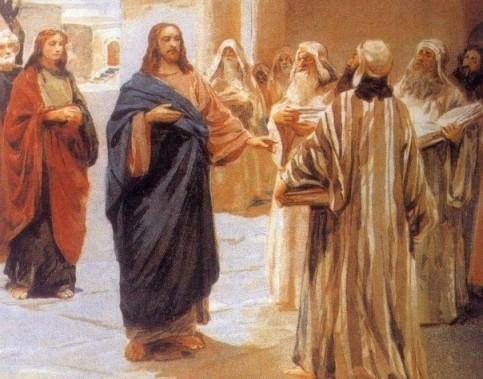 Ісус і фарисеї