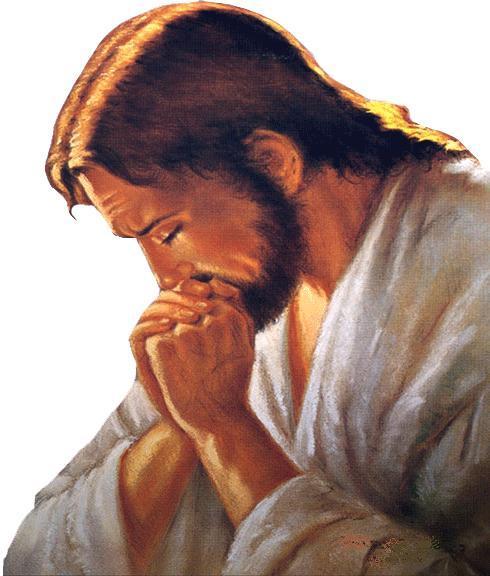Ісус молиться