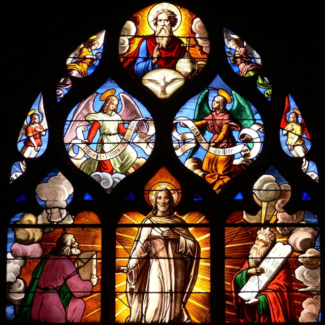 Випробування святістю