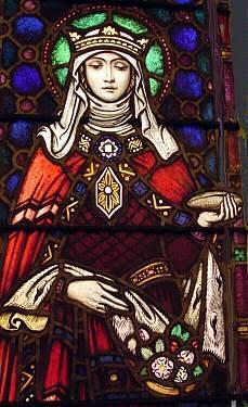Свята Єлизавета Угорська, монахиня