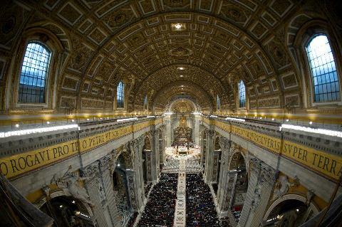 Стеля собору св.Петра
