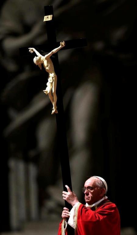 Хресна дорога Папи Франциска