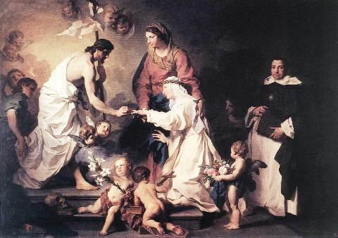 Заручини святої Катерини