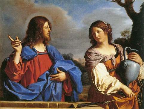 Ісус та жінка
