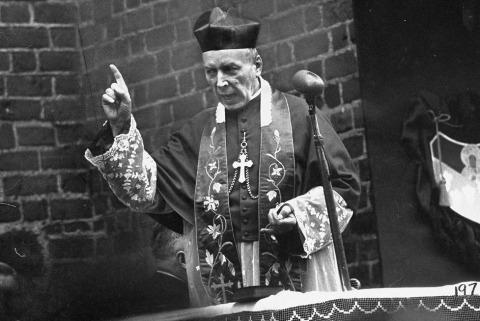 Кардинал Стефан Вишинський