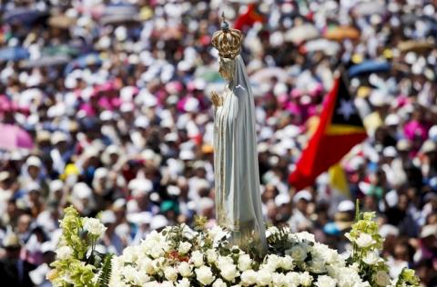 Фатіма: понтифікат Папи Франциска ввірено Марії