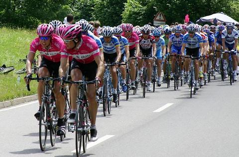 велосипедисти Неаполя