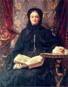 Графиня Замойська