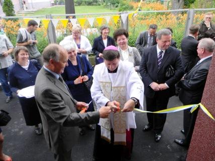 У Бердичеві відкрили монастир Малих Сестер Непорочного Серця Марії