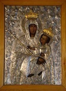 Ікона Летичівської Богородиці