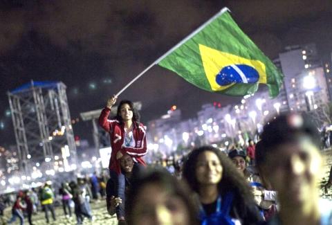 Всесвітній день молоді в Ріо