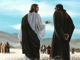 Ісус і учні