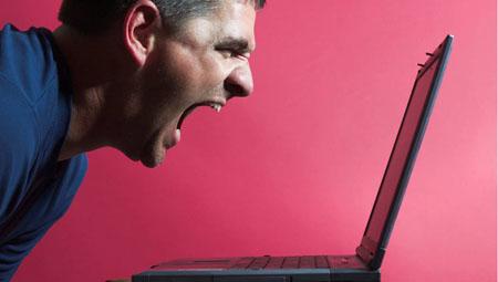 Злість в інтернеті