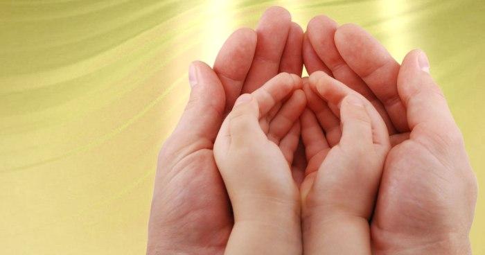 молитва з дитиною