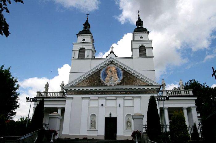 Сокулка, костел св. Антонія