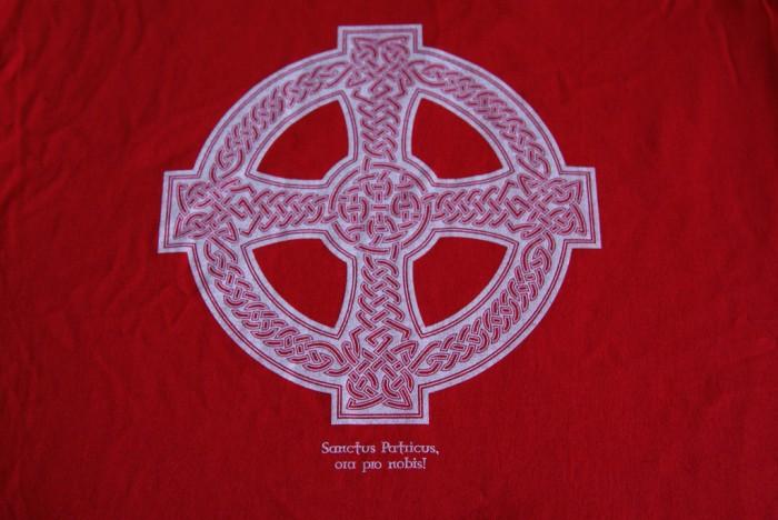 Хрест Святого Патрика