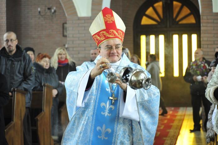 У Бердянську освятили католицький храм