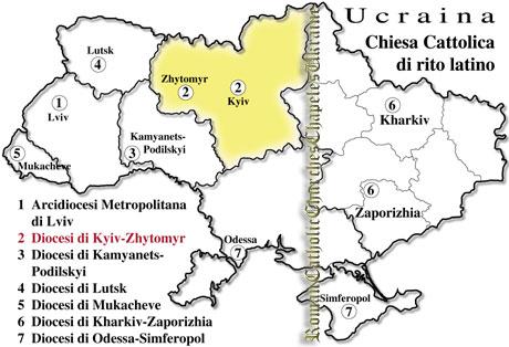 Києво-Житомирська дієцезія