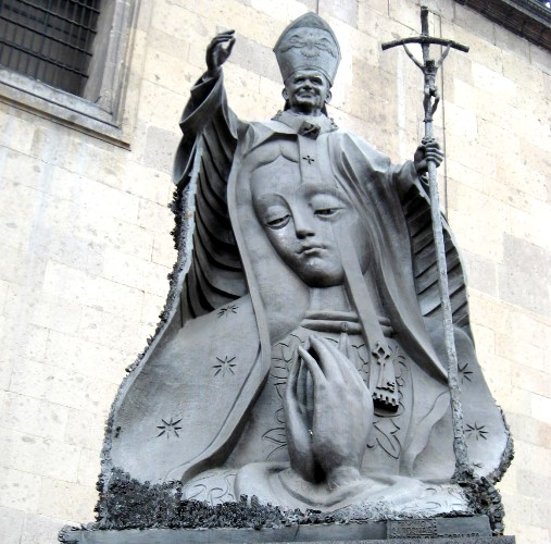 Йоан Павло ІІ, Гвадалупе
