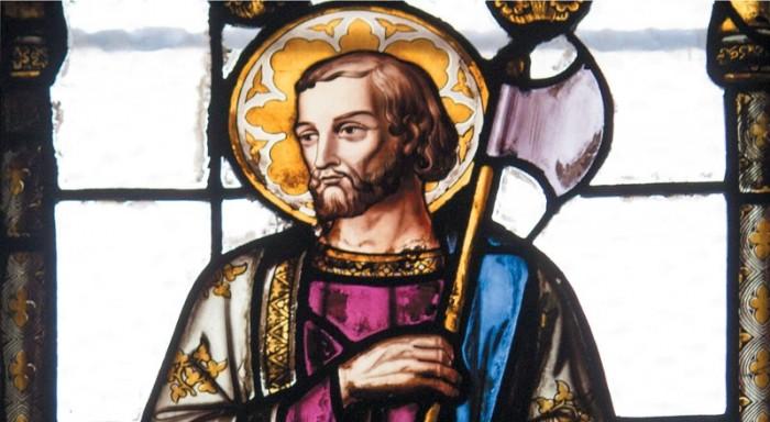 Святий Юда Тадей допомагає