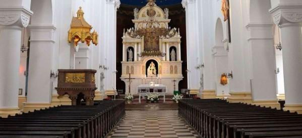 Варшава, храм св. Августина