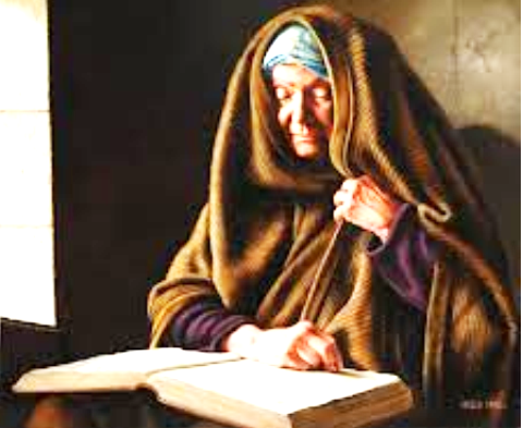 Анна пророчиця