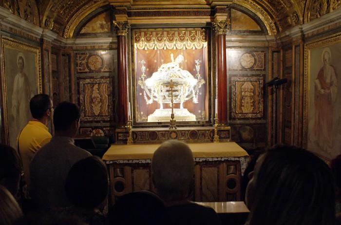 ясла у базиліці Санта Марія Маджоре