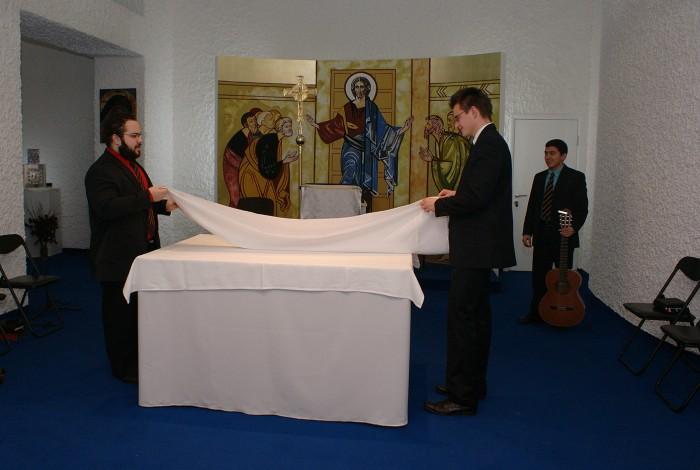 семінарія Redemptoris Mater