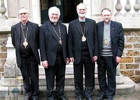 єпископи УГКЦ