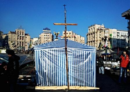Каплиця на Майдані