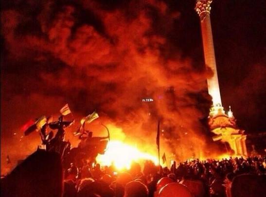 Майдан 18.02.14