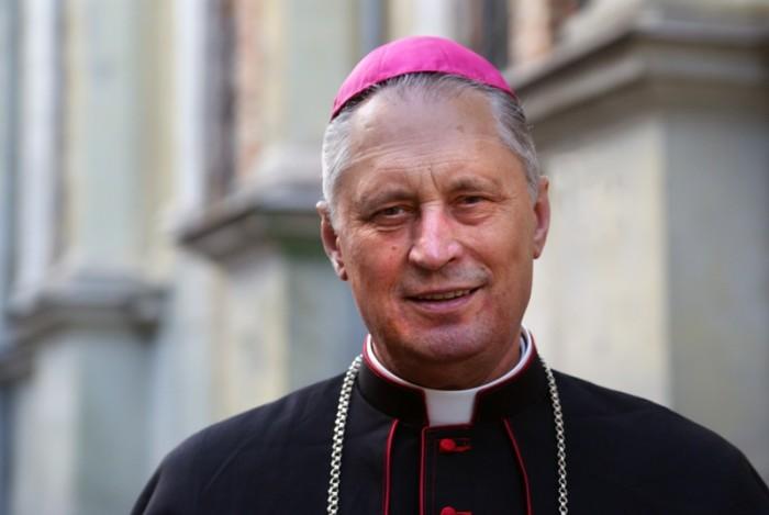 Єпископ Броніслав Бернацький