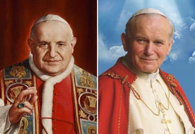 Йоан ХХІІІ Йоан Павло ІІ