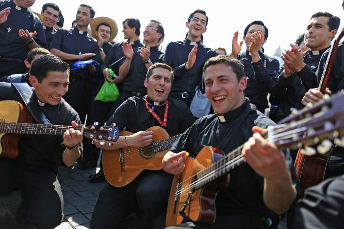 семінаристи-гітаристи
