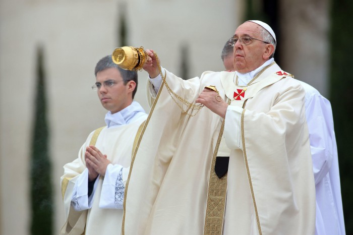 канонізація Йоана ХХІІІ та Йоана Павла ІІ