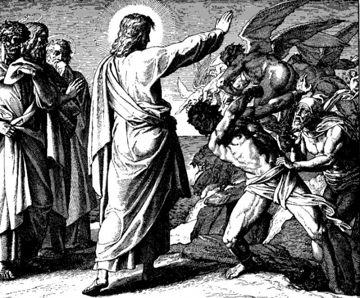 Ісус і демони