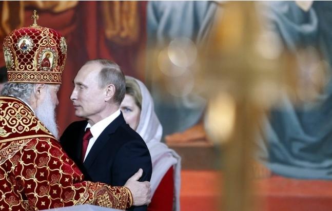 Путін і Кіріл