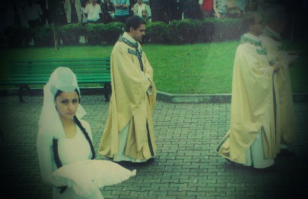 Євхаристійна процесія в батумі