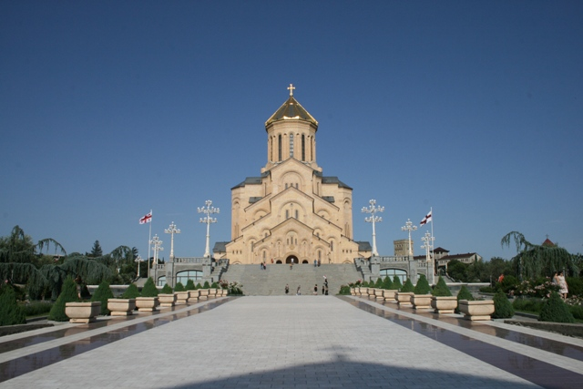 Собор трійці у Тбілісі