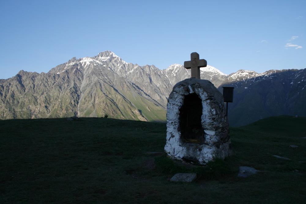 капличка в горах