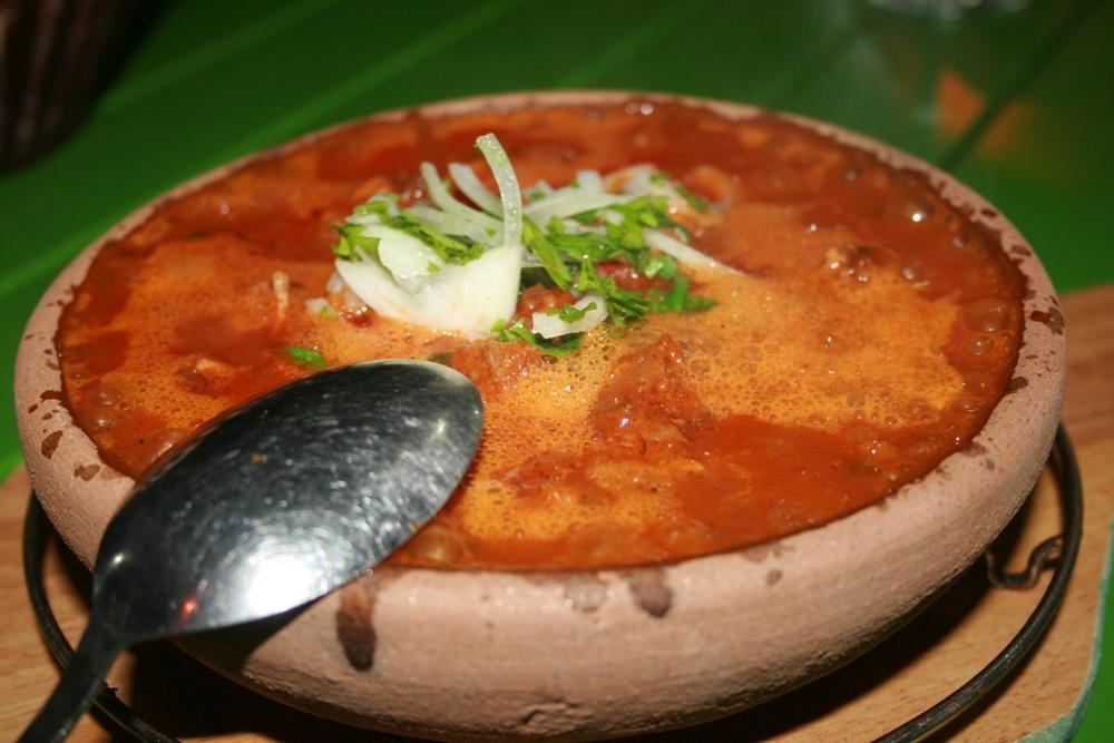 грузинський суп