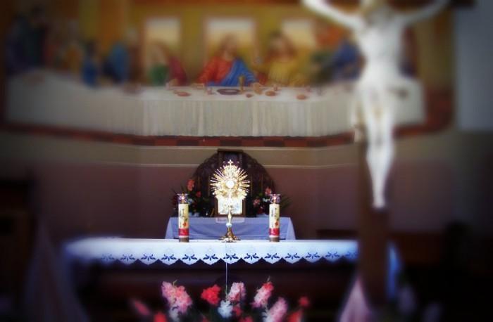 Дунаївці. Молитва. Євхаристія