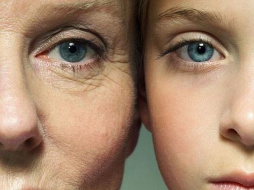 дитинство молодість старість