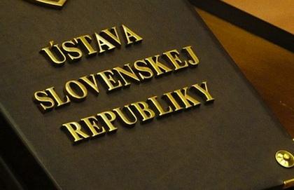 Словаччина Конституція
