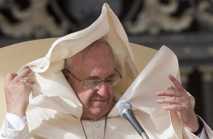 Папа Франциск. Загальна аудієнція_