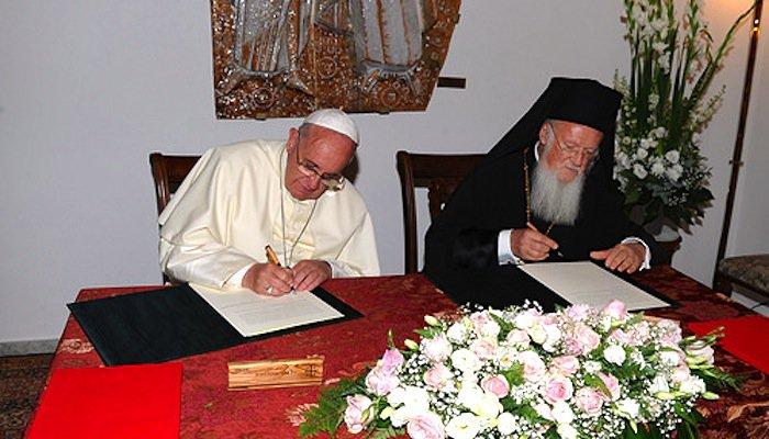 Папа Патріарх декларація