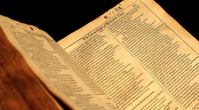 Перше видання драм Шекспіра знайшли у Франції