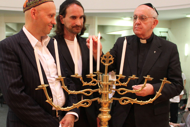 Папа юдеї