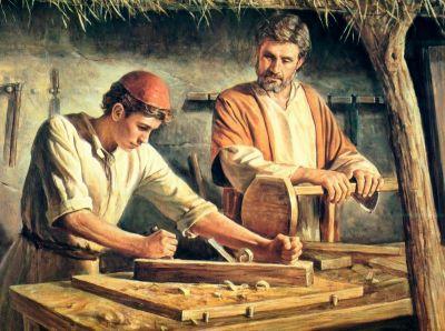 Ісус і Йосиф